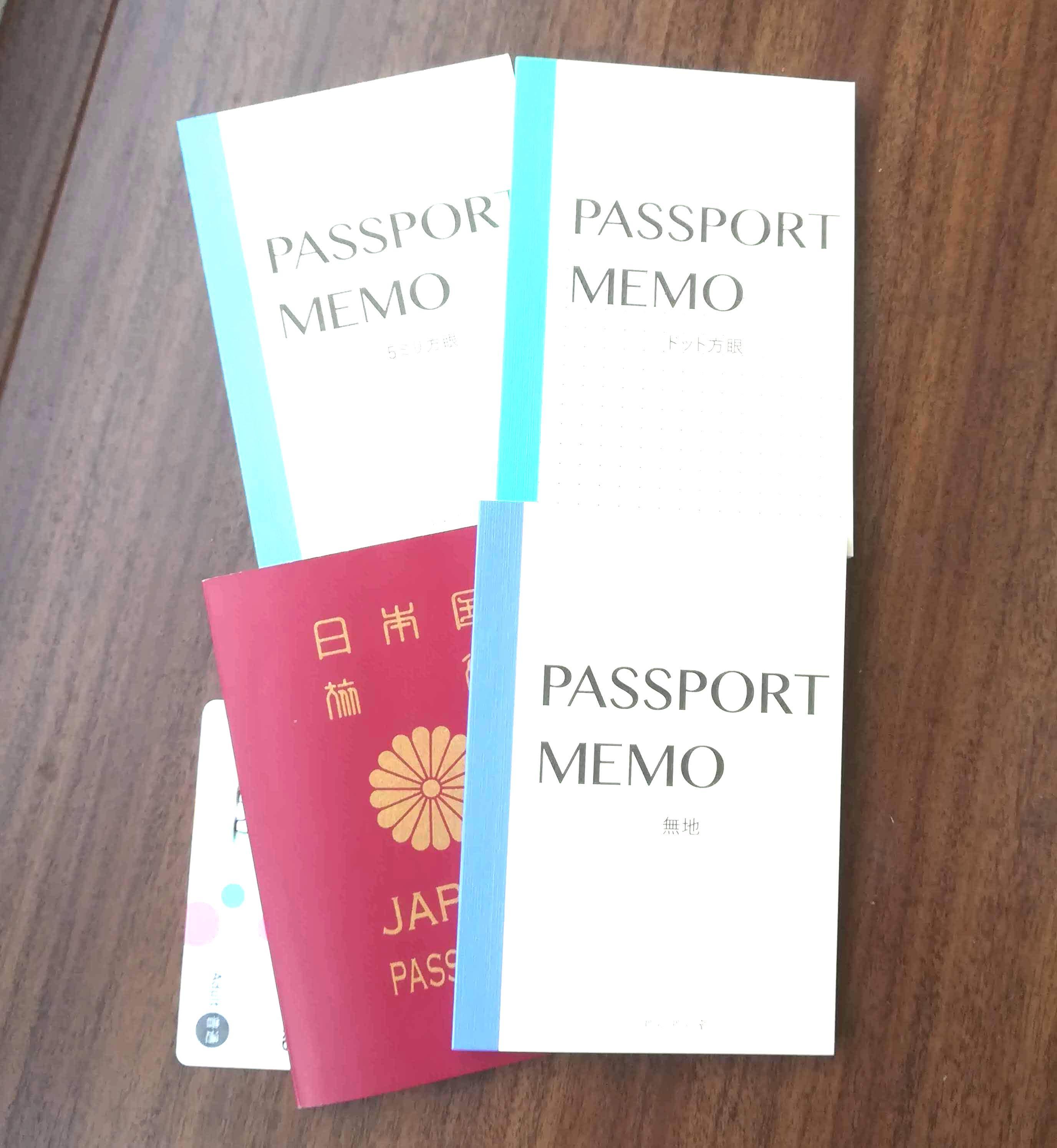 【アマゾン期間限定】競馬新聞で作ったパスポートメモ3冊セットおまけ付き販売開始。